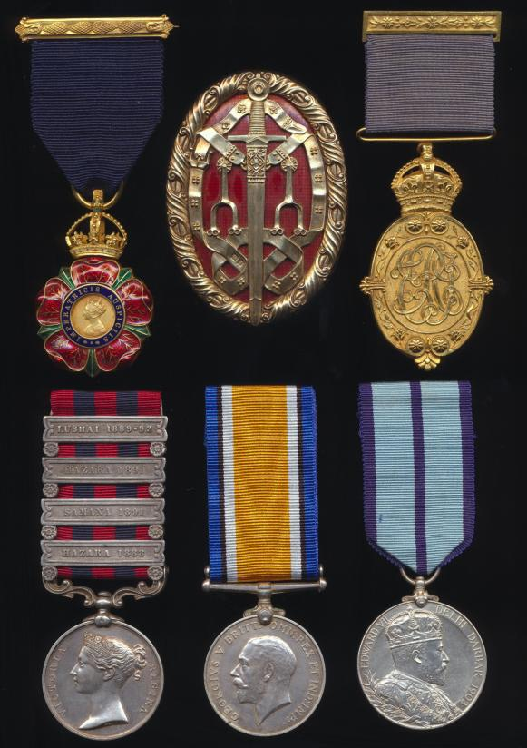 medals indian army