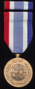 United Nations Medal: UNOMIL (United Nations Observer Mission in Liberia 1993-1997)