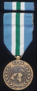 United Nations Medal: UNMOT (United Nations Mission of Observers in Tajikistan 1994-2000)