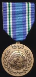 United Nations Medal: MINUGUA (United Nations Verification Mission in Guatemala 1994-1997)