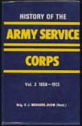 'History of the [Indian] Army Service Corps: Volume 2. 1858-1913' (Brigadier V. J. Moharir, Sterling, Delhi, 1984). 340pp