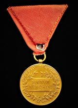 Austria (Empire): Jubilee Medal for the Armed Forces & Gendarmerie 1898. Bronze issue