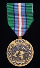 United Nations Medal: UNTAC (United Nations Transitional Authority in Cambodia 1992-1993)