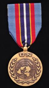 United Nations Medal: UNAMIC (United Nations Advance Mission in Cambodia 1991-1992)